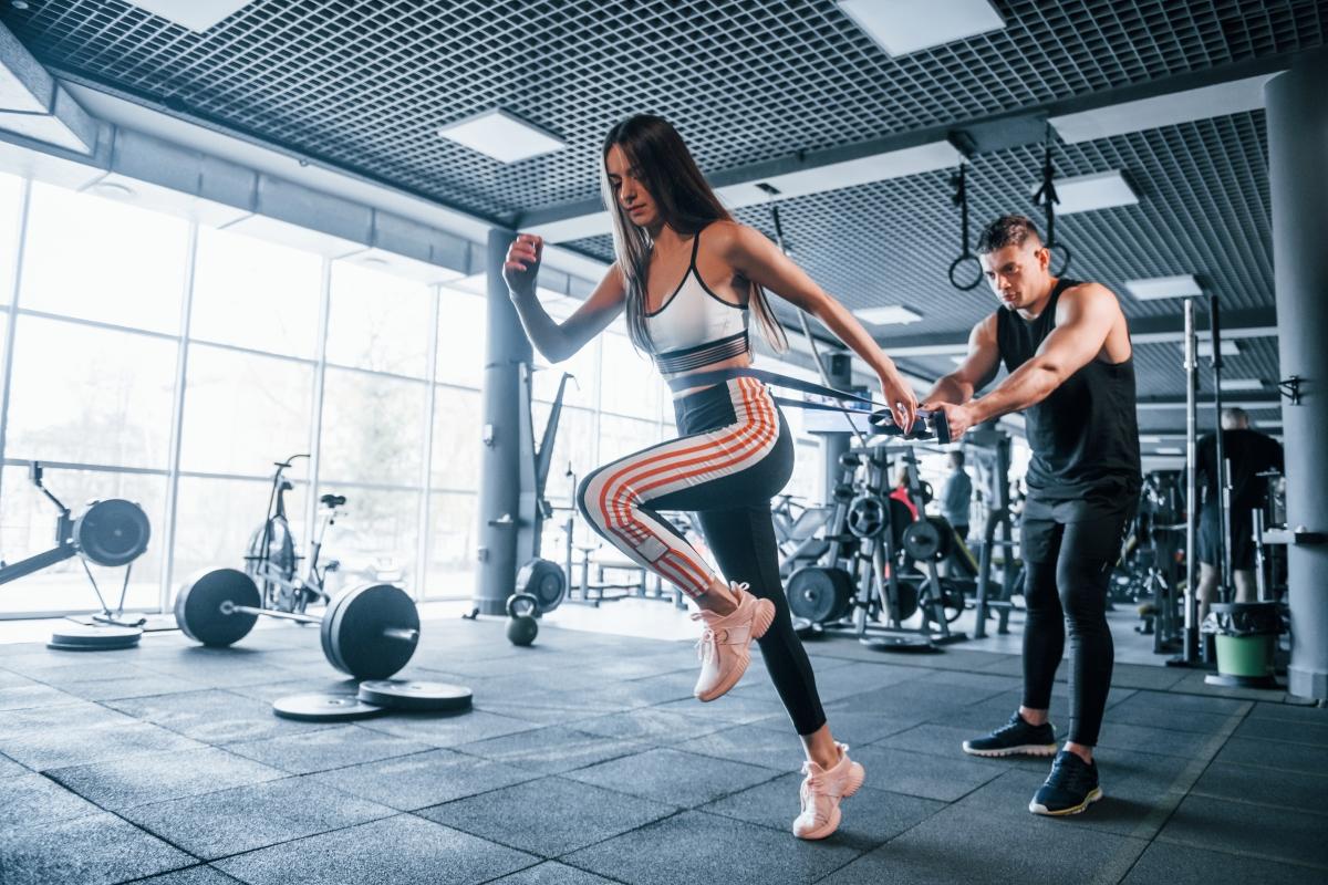 Gym social media marketing